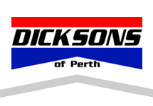 Dicksons of Perth Logo