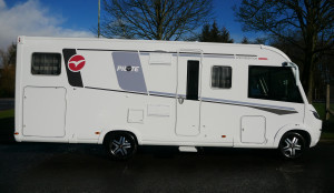 Pilote Galaxy 740GJ Sensation (Automatic)  4 Berth
