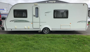 Coachman Amara 560/4 Highlander  4 Berth