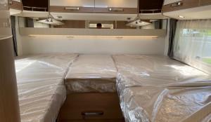 Malibu T460 F40 Touring- 160bhp AUTO  4 Berth