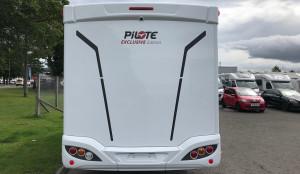 Pilote Pacific 650C (GB Edition)   4 Berth