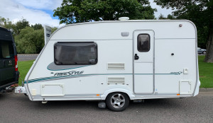 Abbey Freestyle 400SE  2 Berth