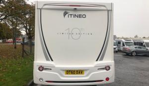 Itineo MC740 10th Anniversary Edition Automatic  4 Berth