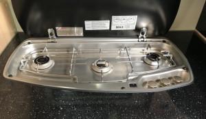Burstner Nexxo T740 Sovereign  3 Berth