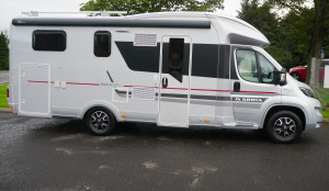 Adria Matrix 670SL Platinum  4 Berth