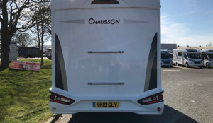 Chausson Welcome 630  4 Berth