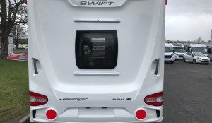 Swift Challenger 640 ALDE  6 Berth