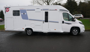 2020 Pilote Pacific 740C (GB Edition) New Motorhome