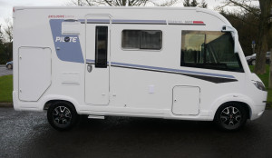Pilote Galaxy 600L (GB Edition)  4 Berth
