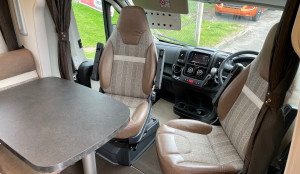 Malibu T440LE Touring Auto  4 Berth