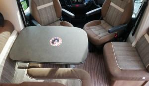 Malibu T410DB F35- 160bhp  2 Berth