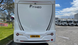 Itineo SB700- Automatic  6 Berth