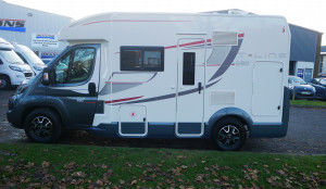 Roller Team T-Line 590- 150bhp Automatic  4 Berth