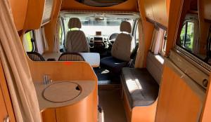 Hymer Tramp Classic T655  4 Berth