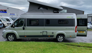 Hymer Yellowstone  4 Berth