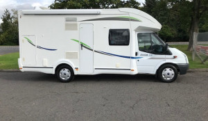 Chausson Best of 22  4 Berth
