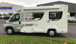 Elddis Majestic 140  2 Berth