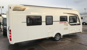 Coachman VIP 545/4  4 Berth