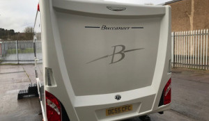 Buccaneer Cutter  4 Berth