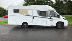 Carado T448 Automatic  6 Berth