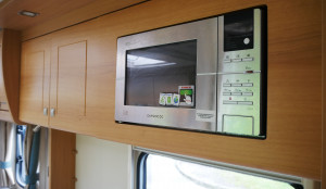 Compass Rallye 574  4 Berth