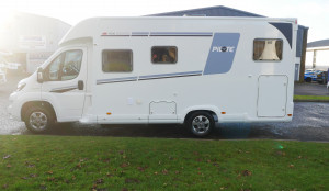 2020 Pilote Pacific 696GJ (GB Edition) New Motorhome
