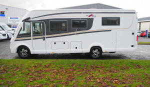 Malibu I500 QB (Automatic)  4 Berth