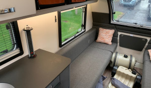 Swift Basecamp +  2 Berth