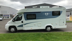 Hobby Siesta V65GE  0 Berth