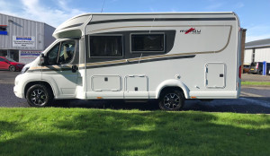 Malibu T410DB Touring- Automatic  4 Berth