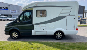 Hymer S500 Mercedes Automatic  2 Berth