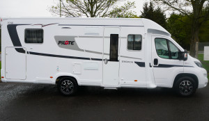 Pilote Pacific P740 FC New Motorhome