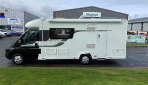 Elddis Evolution 175  2 Berth