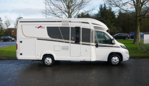 Malibu T410 DB   2 Berth