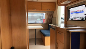 Steckerman Starlet 430DD  4 Berth