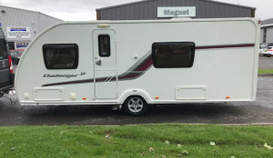 Swift Challenger 570  0 Berth
