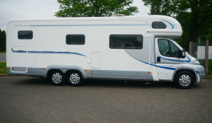 Auto-Trail Chieftain  6 Berth