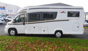 Malibu T460 LE   4 Berth