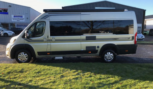 Auto-Sleepers Warwick XL  2 Berth