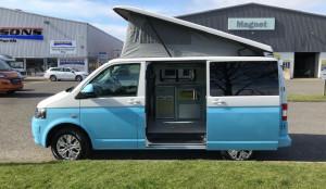 Volkswagen Transporter  4 Berth