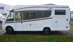 Malibu I441 LE (Automatic)  4 Berth