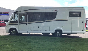 Malibu I490 LE (Automatic)  4 Berth