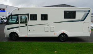 Itineo RC740 140bhp  4 Berth