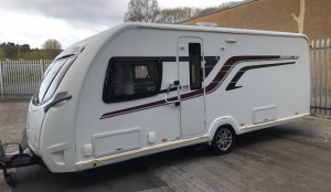 Swift Elegance 580  0 Berth