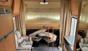 Frankia Comfort Class  4 Berth
