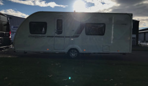 Swift Challenger Sport 544  4 Berth