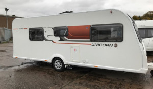Bailey Unicorn Cadiz  4 Berth