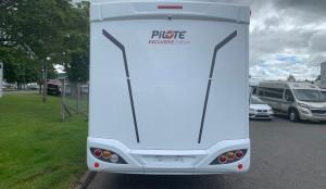Pilote Pacific 726P (GB Edition)  4 Berth