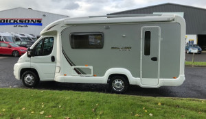 Swift Bolero 630EK  2 Berth