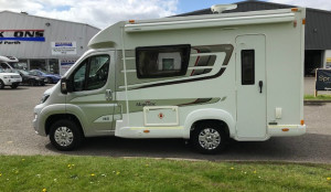 Elddis Majestic 115  2 Berth